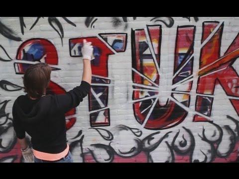 #48: Graffiti [OPDRACHT]