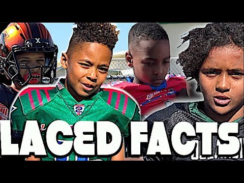 *FOOTBALL STARS OF THE FUTURE* w/ Laced Facts - Off Season Grind - Los Angeles (CA) 2018