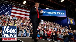 Trump heads to Minnesota to flip the North Star State red in 2020