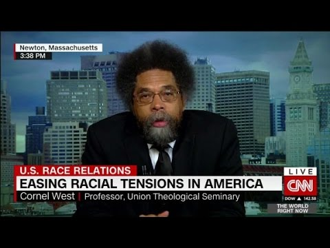 Dr. Cornel West: We are calling for racial justice