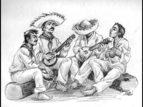 Música jibara -A los jíbaros cantores
