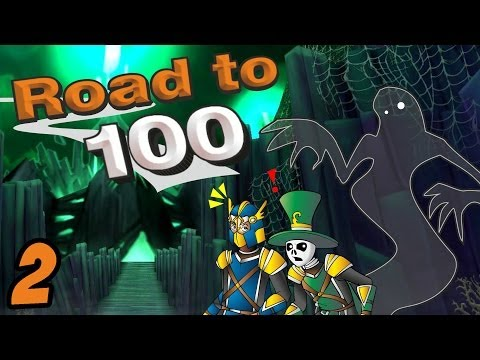 wizard101 how to get to the kraken boss