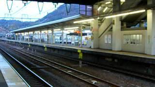 JR彦根駅・通過列車の珍百景 thumbnail