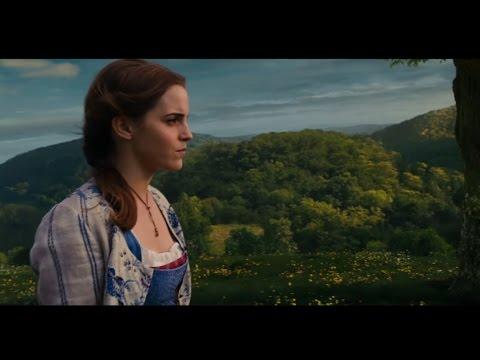 La Bella y La Bestia Trailer #3 Emma Watson (Bella cantando) Sub español