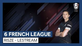 6 French League – Interview : Risze LeStream [OFFICIEL] HD