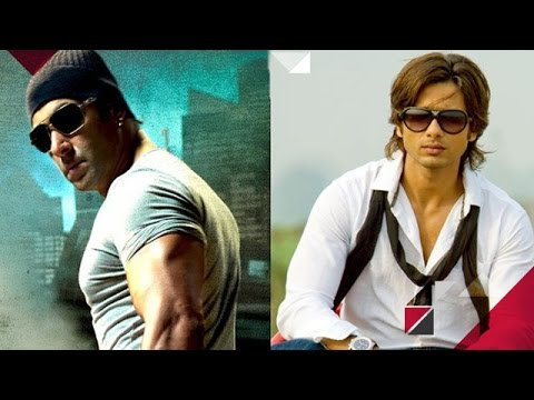 Salman Khan Angered By Shahid Kapoor's Antics | Big Story