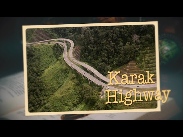 Asia's Mysteries Uncovered - Haunted Karak Highway (w/ subtitles)