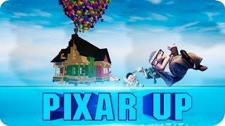 Minecraft - Pixar