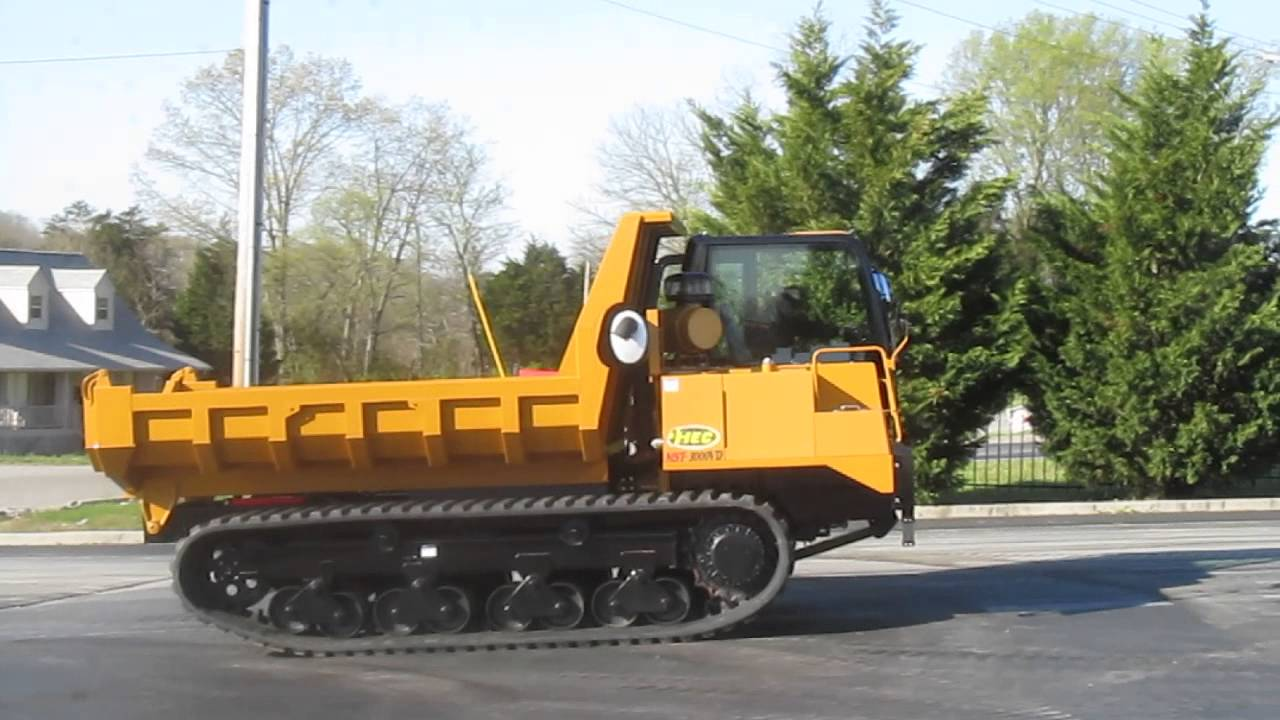 new 2014 morooka mst 3000vd rubber tracked dumper youtube. Black Bedroom Furniture Sets. Home Design Ideas