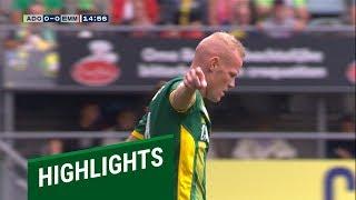 Samenvatting ADO Den Haag - FC Emmen (12-08-2018)