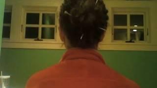 Three Bun Styles - Messy, Classic, and Hair Sticks