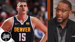 Nikola Jokic should be in the NBA MVP conversation - Tracy McGrady | The Jump