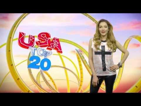 USA TOP 20 с Юлией Тойвонен на канале Music Box UA (эфир от 23.02.15)