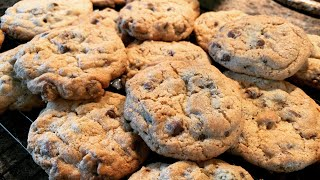 Chocolate Chip Cookies with The Kneady Homesteader