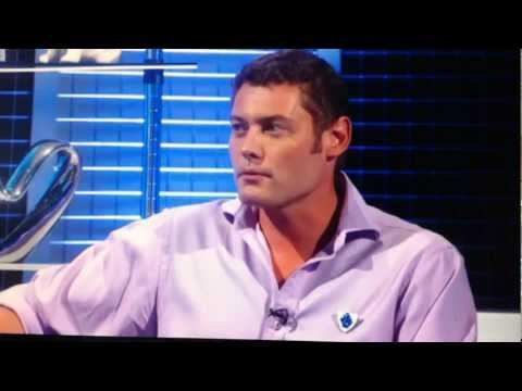 James Campbell on Blue Peter 10/10/11