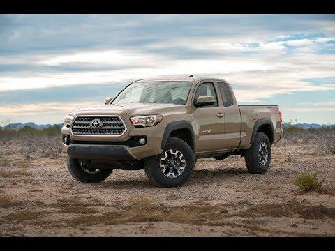 2019 Toyota Tacoma Youtube