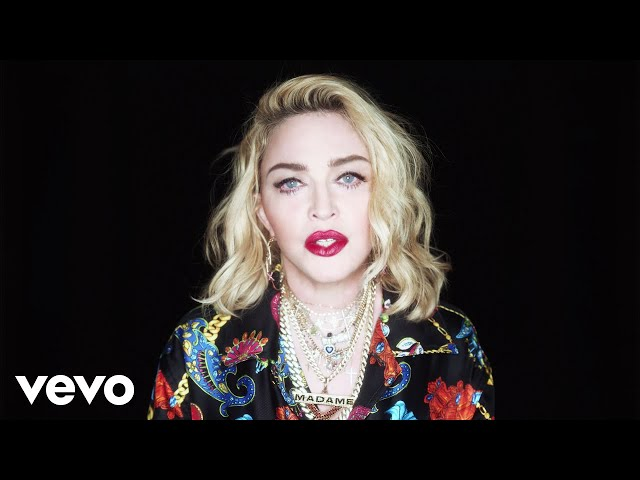 Madonna, Swae Lee - Crave (Official Music Video)