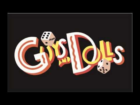 Adelaides Lament - Guys and Dolls [Karaoke]