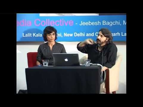 Raqs Media - Chandigarh Lalit Kala Akademi- National Art Week of New Media