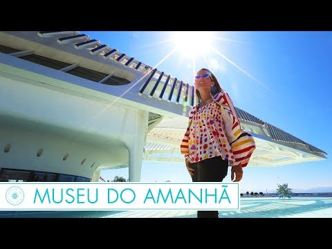 UM DIA NO MUSEU DO AMANHÃ - GUIA DA JOW!
