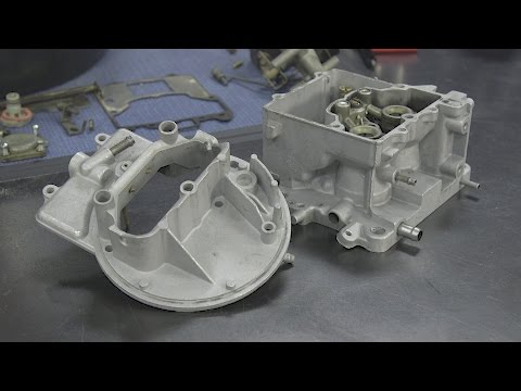 Beginner's Guide To Making Your Carburetor look Great Again!  From Eastwood