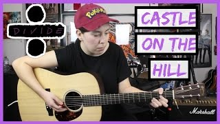 Castle on the hill chords