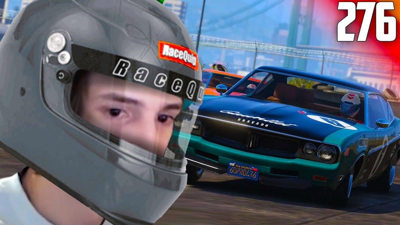 XQC'S INSANE DRIVING SKILLS