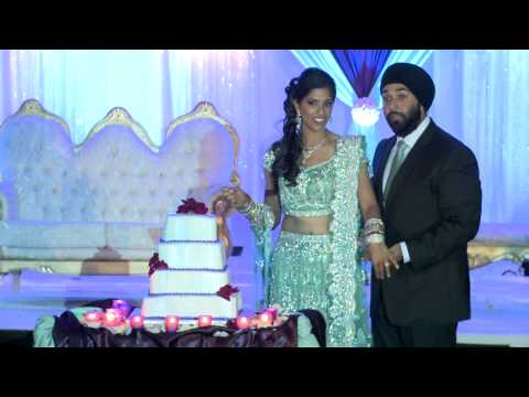 indian-wedding-cake-cutting-|-forever-video-|-toronto-videography-photography
