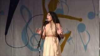 Maya Katyajini Sings Elton Johns'