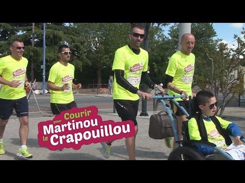 Martinou Le Crapouillou - Trail Digoin   St Gilles 03 05 2017