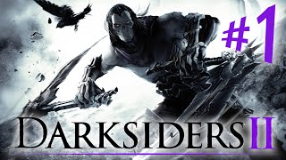 Darksiders 2 - Parte 1: O Cavaleiro da Morte! [ PC 60FPS - Playthrough Legendado PT-BR ]