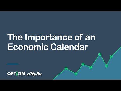 The Importance of an Economic Calendar