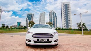 Ford Mondeo 2015 Driven: Ford SYNC Walkthrough(We were given the chance to test drive the all new Ford Mondeo that comes with the second generation SYNC software from Microsoft., 2015-07-15T01:00:00.000Z)