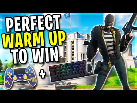 This Warm Up Will CHANGE Your Game.. (Console & PC)