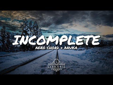 Aero Chord & Anuka - Incomplete // NCS Lyrics #EpicBeatsMusic