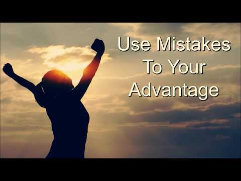 Get Over The Fear of Making Mistakes Subliminal Isochronic Meditation