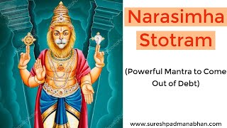Lakshmi Narasimha Mantra: Eastern Law of attraction to Attract Money (Sankalpa Siddhi)