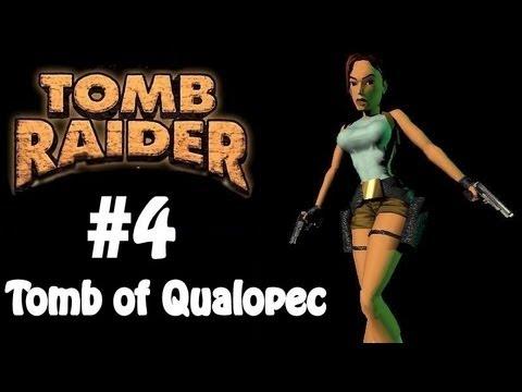 Tomb Raider I Atlantean Scion: Peru - Tomb of Qualopec