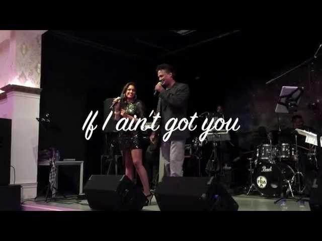 If I ain't got you cover by Jennifer Bhagwandin