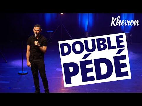 Double Pédé - 60 minutes avec Kheiron