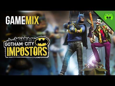 GOTHAM CITY IMPOSTORS - Batz VS Jokerz «»  Let's Play Gotham City Impostors | Deutsch Full-HD