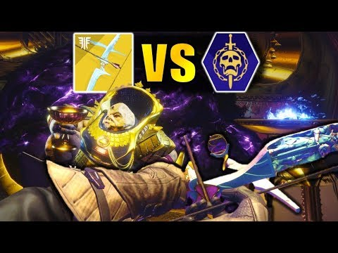 Destiny 2: WISH ENDER vs Leviathan Raid! thumbnail
