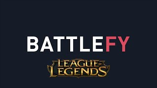 Run A League of Legends Tournament On Battlefy