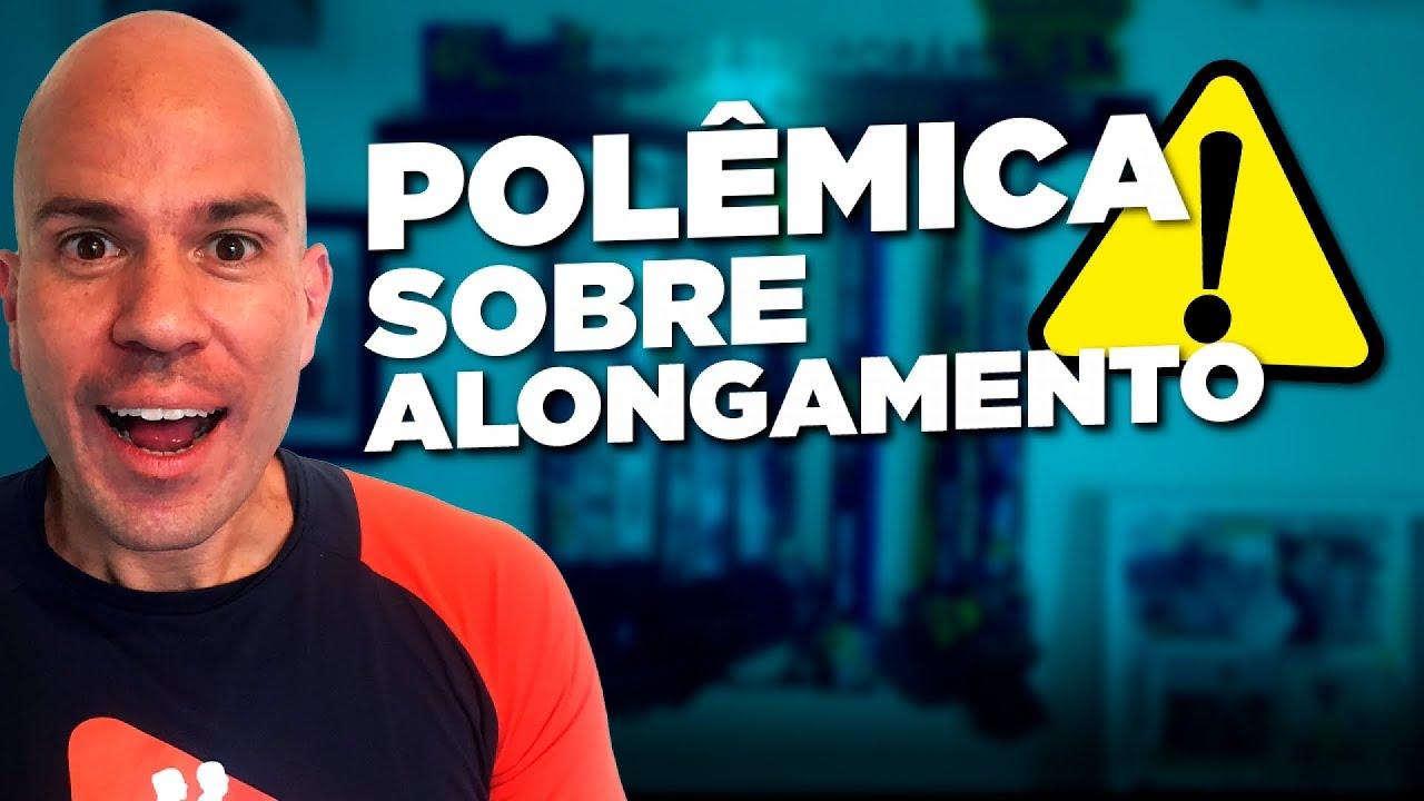 POLÊMICA. Fazer ALONGAMENTO ou NÃO FAZER? | Rodrigo Bicudo 🏃