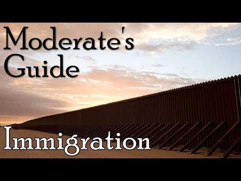 The Complete Moderate's Guide to Immigration