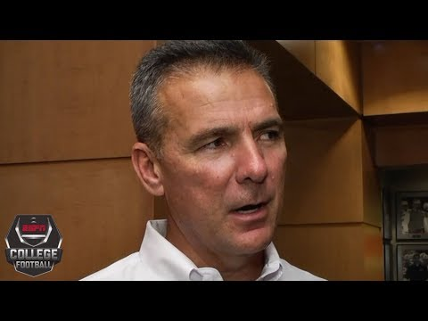 Urban Meyer reacts to coaching Ohio State in Rose Bowl, not College Football Playoff