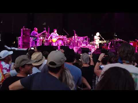 TECHNICAL DIFFICULTIES/DEAD AND COMPANY/BOB WEIR AND JOHN MAYER JOKE/Dodger Stadium