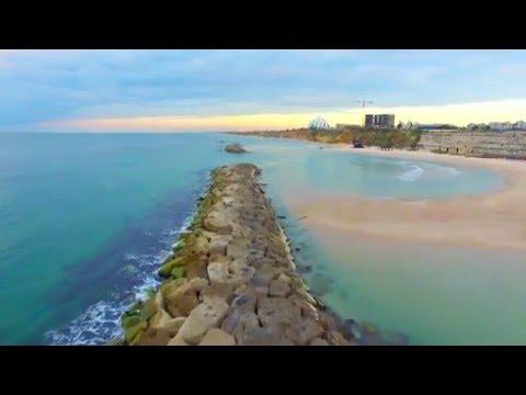 Marina Ashkelon.video by Shlomi Znati.Dji Phantom 3 pro.