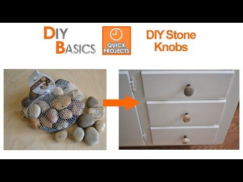 glass door kitchen cabinet interior design diy stone knobs for doors or drawers - basics ...