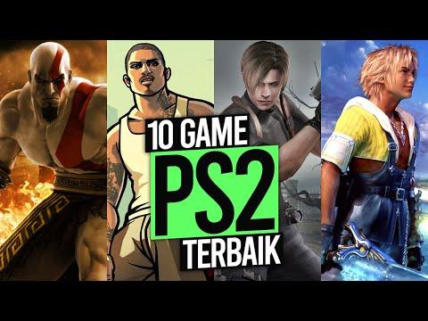 10 GAME PS2 Terbaik Sepanjang  Masa | Edisi Spesial PS2 20th Anniversary